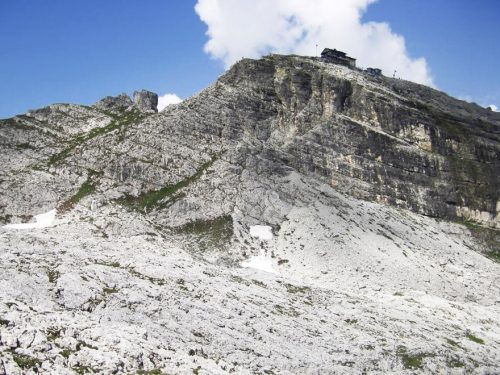 Monte Nuvolau mt. 2575