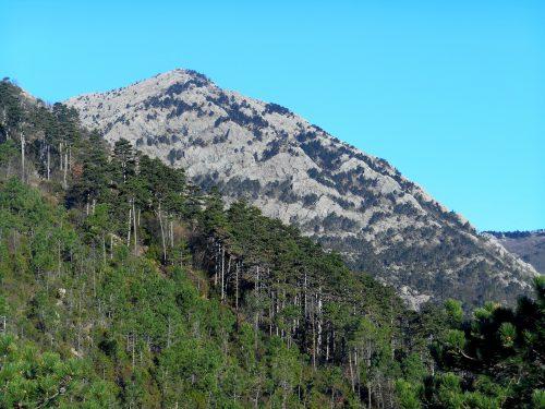 Monte Rama mt. 1148