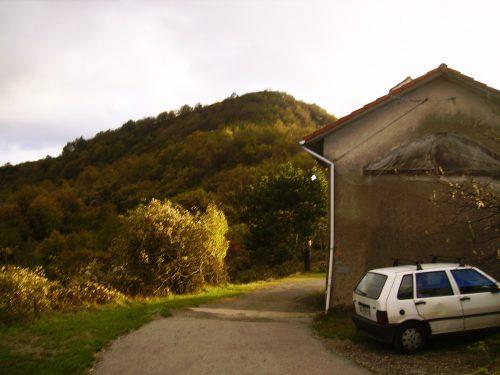 Monte Sella e Monte Carossino mt. 811-836