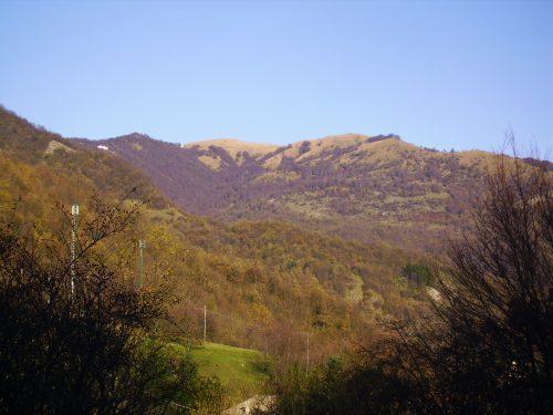 Monte Antola e Monte delle Tre Croci mt. 1597-1585