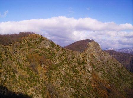 Monte Lavagnola e Monte Montaldo mt. 1118-1134