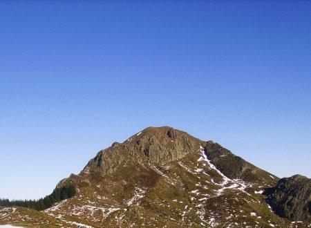 Monte Verruga e Monte Porcile mt. 1207-1250
