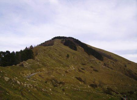 Monte Candelozzo mt. 1036 da Capenardo