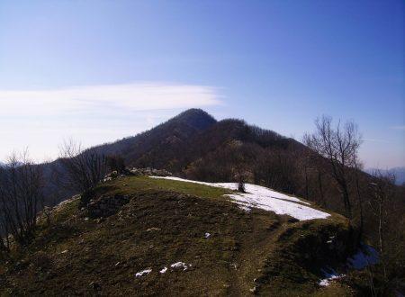 Monte Liprando e Monte Penzo mt. 1122-1067
