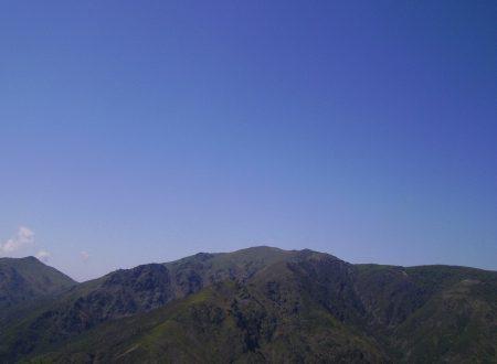 Monte Reixa e Rocca Vaccaria mt. 1183-1167