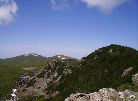 Monte Nero, Monte Bue e Monte Maggiorasca mt. 1753-1777-1800