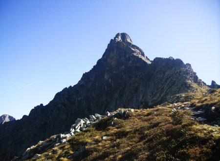 Monte Frisson mt. 2637