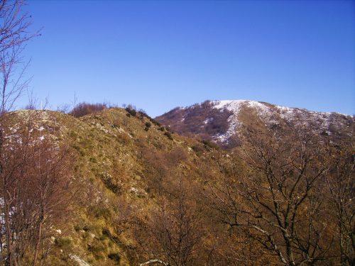 Monte Alpe mt. 801