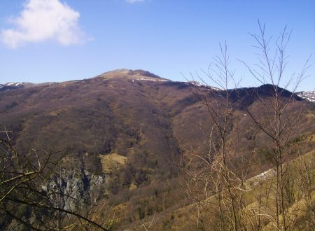 Monte Proratado mt. 928