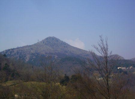 Monte Pennone e Bric Pidocchio mt. 801-815