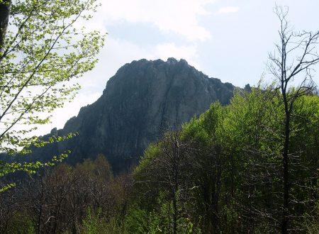 Rocca Barbena mt. 1142
