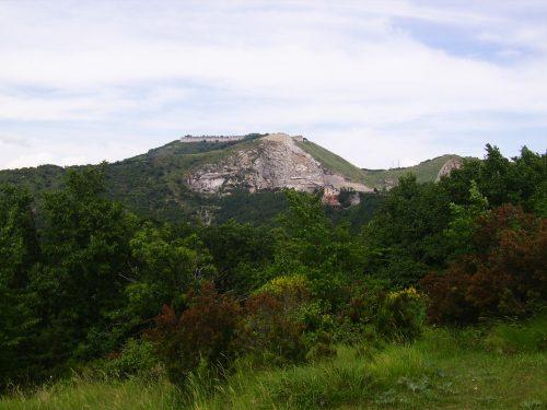 Forte Monteratti e Forte Richelieu mt. 560-415