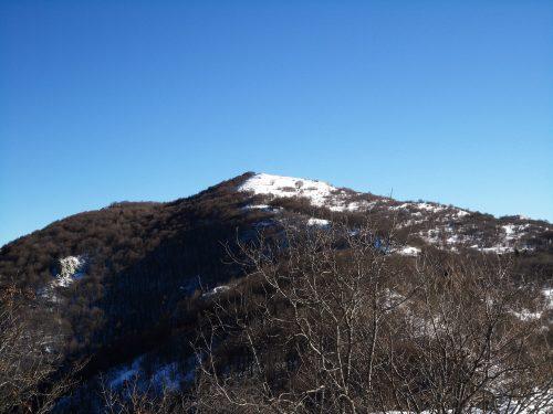 Monte Carmo di Loano mt. 1389