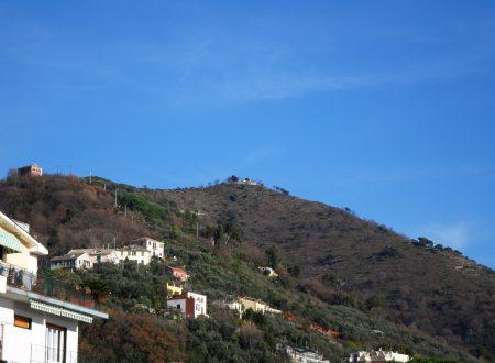 Monte di Santa Croce mt. 518