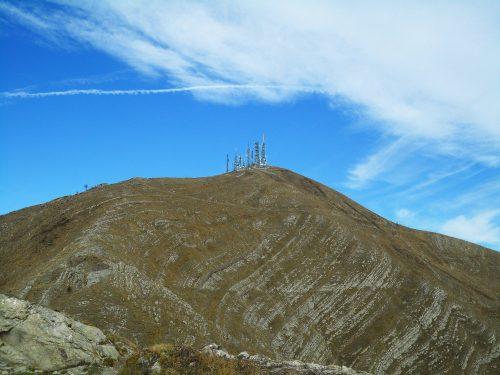 Monte Fasce mt. 834