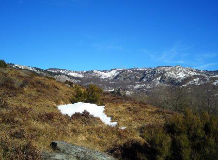 Monte Beigua mt. 1287