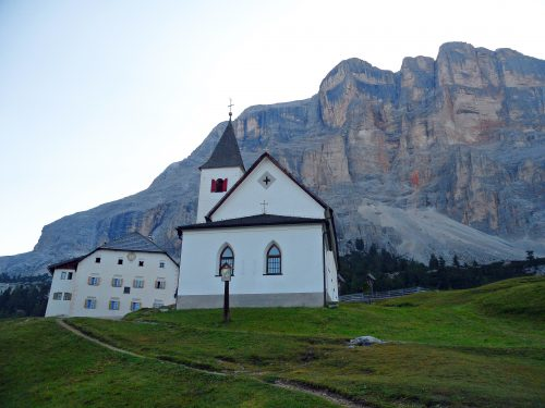 Sasso della Croce (o Monte Cavallo o L'Ciaval) mt. 2907