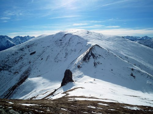 Monte Gorfi e Cima Peracontard mt. 2203-2244