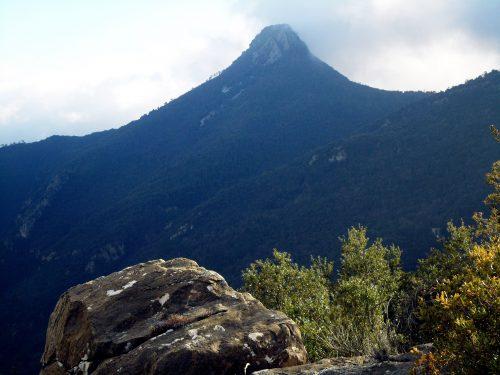 Monte Abellio mt. 1015