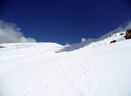 Punta la Piovosa mt. 2601