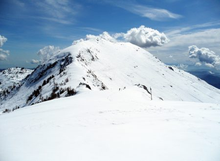 Cugn di Goria e Monte Nebin mt. 2385-2514