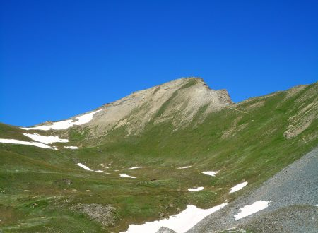 Monte Soubeyran (Tete de l'Alp) mt. 2701