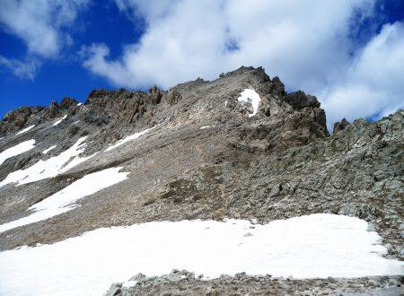 Monte Vanclava mt. 2874