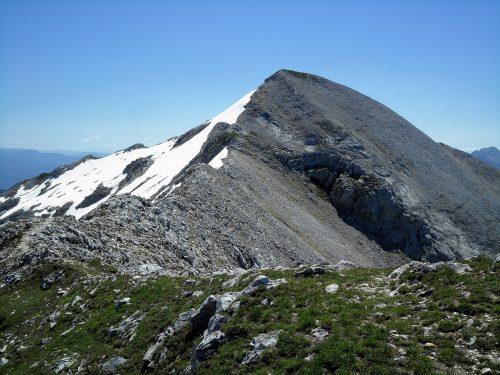 Monte Tambura mt. 1890