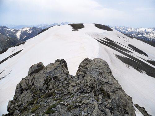 Monte Bodoira mt. 2747