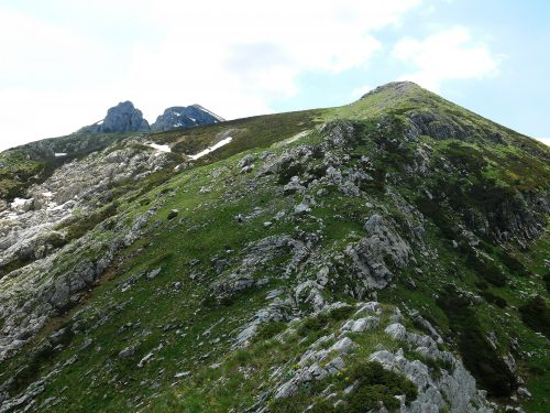 Monte Jurin mt. 2188
