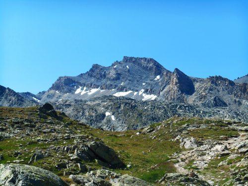 Monte Salza mt. 3326