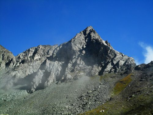 Monte Meidassa mt. 3105 e Buco di Viso
