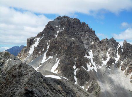 Monte Oronaye (Tete de Moise) mt. 3104