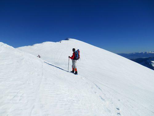 Monte Tibert mt. 2648