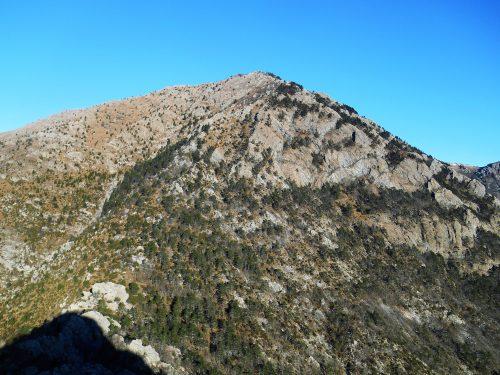Monte Rama e Bric Damè mt. 1148-1194