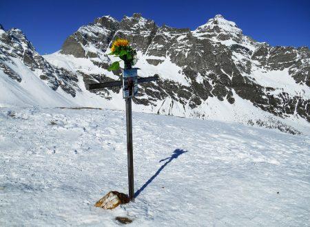Monte Cazzola mt. 2330