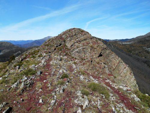 Monte Treggin e Monte Roccagrande mt. 870-970