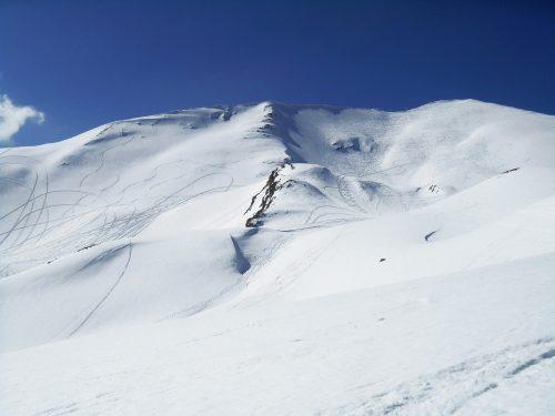 Monte Ventasuso (L'Enclause) mt. 2712