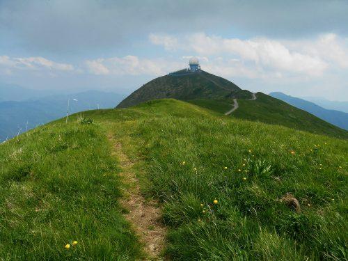 Monte Lesima mt. 1724