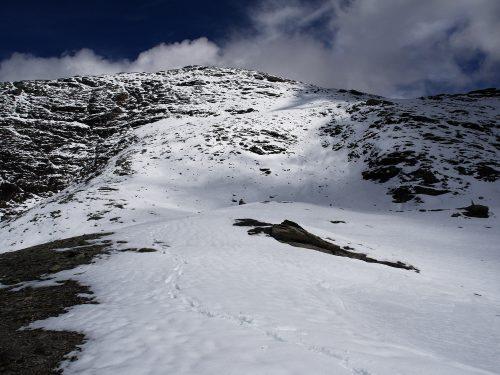 Monte Roisetta mt. 3334
