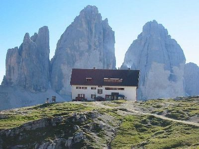 Rifugio Locatelli mt. 2405