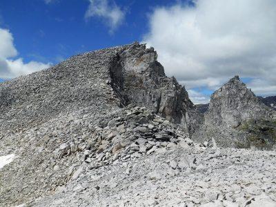 Punta Valdeserta mt. 2939