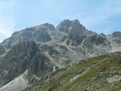 Monte Ciaslaras e Tete de Cialancion mt. 3005-3014