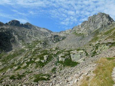 Rocca e Guglia di San Bernolfo mt. 2681-2601