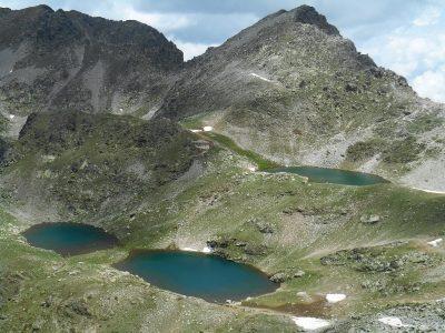 Giro dei Laghi di Sant'Anna di Vinadio