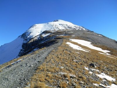 Monte Chaberton mt. 3131
