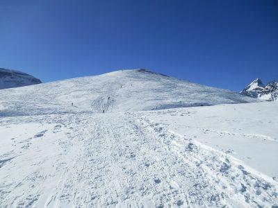 Monte Cazzola mt. 1889