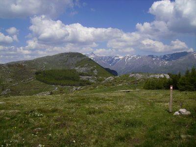 Monte Dubasso e Monte Armetta mt. 1538-1739