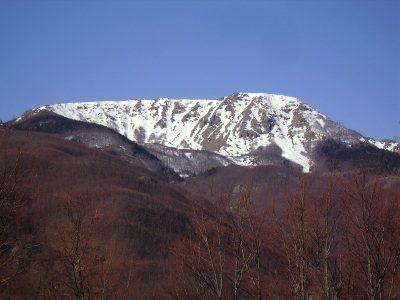 Monte Aiona mt. 1701