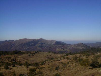 Monte Pracaban e Monte Poggio mt. 946-1081